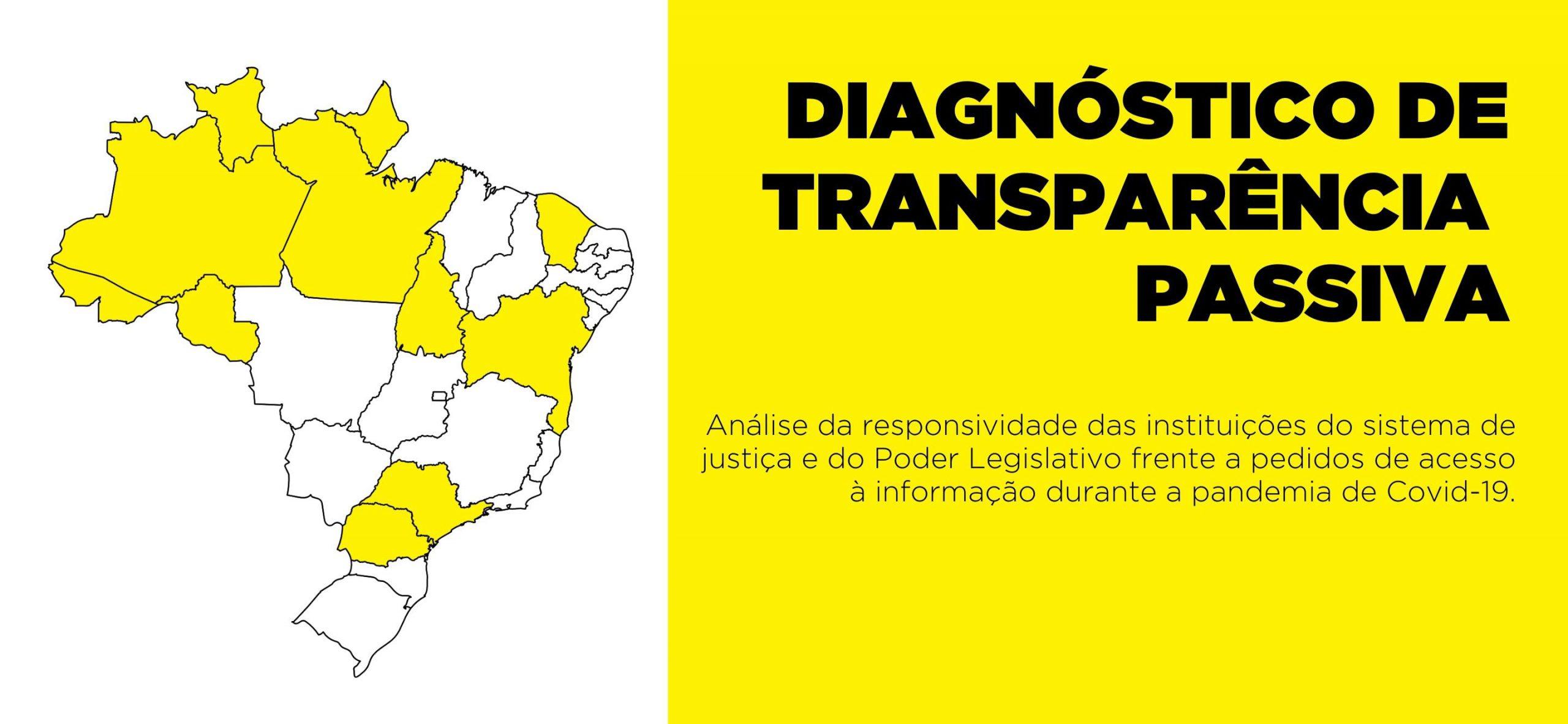 O relatório produzido pelo Justa registra a responsividade das instituições do sistema de justiça e do Poder Legislativo frente a pedidos de acesso à informação durante a pandemia.